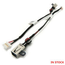 LAPTOP DC POWER JACK PORT WITH CABLE FOR DELL XPS 11 12 13 L321X L322X