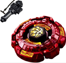 1 Set BB121D BEYBLADE 4D RAPIDITY METAL FUSION Toy Rapidity SRF Fusion Fight Masters Power ringle Metal Fight FANG LEONE W105