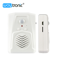 PIR Motion Sensor MP3 Sound Player With Flash Memory For Advertising promotion