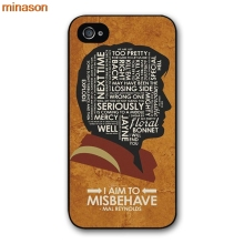 minason Firefly Serenity Quote Poster Cover case for iphone 4 4s 5 5s 5c 6 6s 7 8 plus samsung galaxy S5 S6 Note 2 3 4   H3299