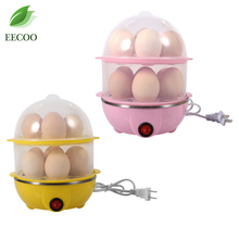 2017 New Generic Multi-function Electric Egg Cooker For 14 Eggs Boiler Steamer Cooking Tools Kitchen Utensils High Quality