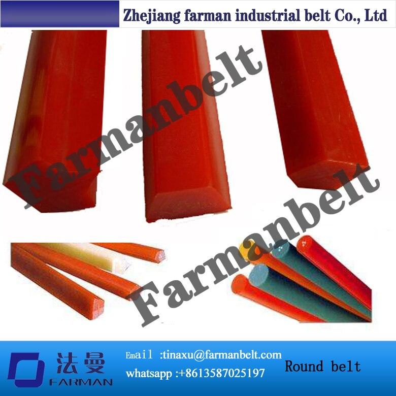 PU Polyurethane Machine belt /PU Polyurethane V belt /Super Grip V-belt<br>