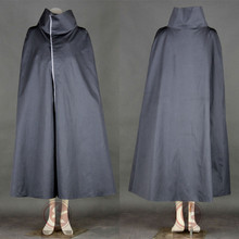 Uchiha Sasuke Cloak Cosplay Costume From Naruto Shippuden Anime(China)