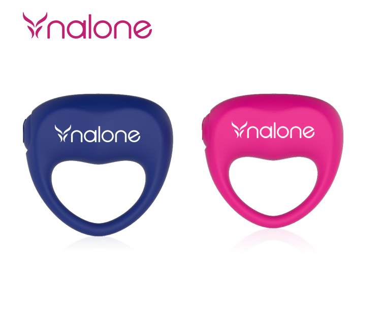 Nalone Silicone chastity Penis Rings, cockring Male Adult Sex Toys for Men Extend Time Cock Rings with vibrator 15