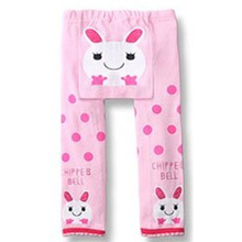 New Arrival Children Kids PP Pants Long Trousers Cartoon Legging Cotton Baby Boys Girls Pants(China)