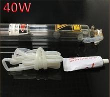 High Quality 700MM 40W Co2 Glass Laser Tube for CO2 Laser Engraving Cutting Machine