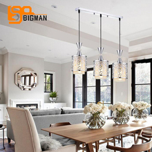 Hot selling brief style modern pendant lights metal pendant lamp dinning suspension luminaire free shipping