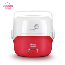 multi-function electric heating lunch box electric heating lunch box double stainless steel cooking lunch box