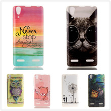 "Buy Luxury Soft TPU Phone Case Lenovo A6010 Plus & A6000 & Lenovo Lemon K3 K30-T Cover Skin 5"" K 3 6000 6010 for $1.09 in AliExpress store"
