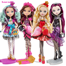 Fashion doll Ever After monstr high Briar Beauty Madeline Hatter Raven Queen Apple White Monstr High Dolls For Kids monster doll