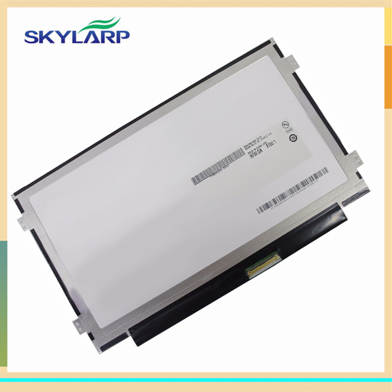 New 10.1inch N101L6-L0D B101AW06 V.1 N101LGE-L41 HSD101PFW4 For ACER ASPIRE ONE D255 D260 D257 D270 LCD screen display panel <br>