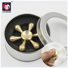 Buy Bullet Hand Spinner finger spinner stress cube Torqbar Brass Hand Spinners Focus KeepToy ADHD EDC Anti Stress Toys for $15.09 in AliExpress store