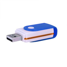 Card Reader tablets sd card cardreader USB 2.0 All in one Multi Memory Card Reader For Micro SD/TF M2 MMC SDHC MS Duo 4*