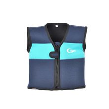 YONSUB Children's life jackets luxury diving material men and women baby snorkeling vest free shipping buoyancy vest(China)