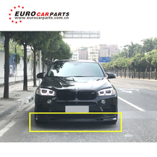 Carbon fiber parts for X5 F15 3D design body kit with F15 carbon front lip carbon fiber side skirts carbon rear diffuser(China)