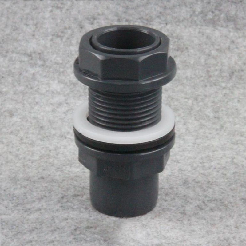 Barbed Hosetail 38mm IBC Tank connector With 1 1//2