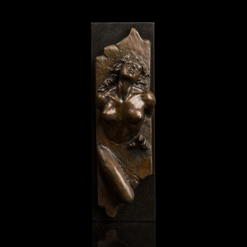 Buy modern art bronze statue abstract sculpture figurines for Modern art to buy