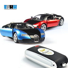 Buy ShuangYing 1:14 Bugatti Gravity Sensor Key RC Cars Remote Control Open Door Simulation Sports Car Children Toys for $117.00 in AliExpress store