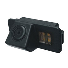 CCD Color chip Car Back Up Rear View Reverse Parking Camera for FORD MONDEO/FIESTA/FOCUS HATCHBACK/S-Max/KUGA(China)