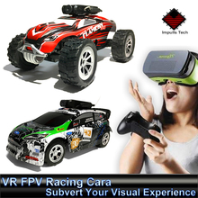 Wltoys New Arrival A999C RC Racing Car With Hd Camera VR Video Wifi FPV 2.4GHz Drift Remote Control Toys High Speed 25km/h FSWB(China)