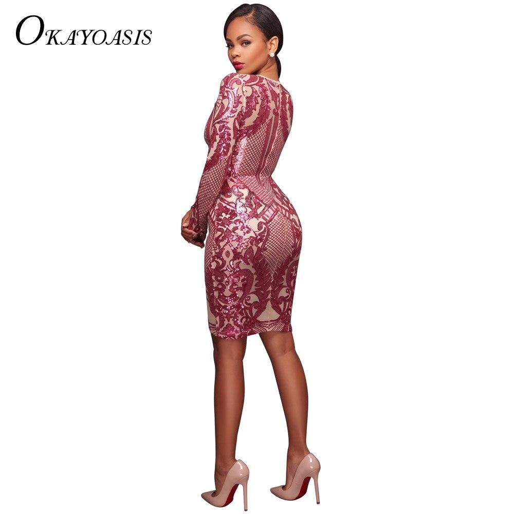 ... Long Sleeve Celebrity Party Dress Chic Women Geometric Nude Bodycon  Dresses Vestidos. 3. 20596-1 20596-2 20596 20597-1 20597-2 ... 1a25a5af8b0e