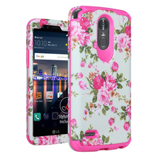 Buy Fashion Painting TPU LG Stylo 3 Case Coque LG Stylus 3 Phone Case Stylo 3 Plus Cover Silicone Armor 360 Full Body Protection for $6.68 in AliExpress store
