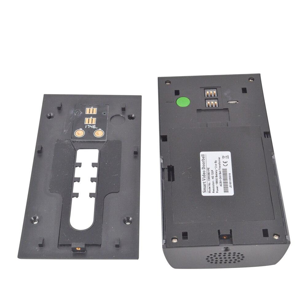 CTVMAN Wireless Video Door Phone Doorbell Camera Battery Doorphone Video Intercom System Wifi Doorbells with PIR & SD Card15