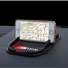 Super Sticky Pad Car Phone Mat Stickers For Audi A4 B6 B8 B7 B5 A6 C5 C6 A3 Q5 A5 Q7 Q3 TT A1 S3 S4 S5 S6 S7 Accessories