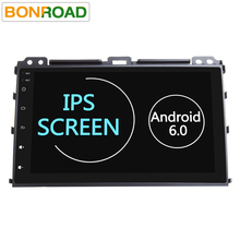 "9""2Din Android 6.0 2G+32GB IPS Screen 1024*600 Car PC Tablet universal For Prado 120 Land Cruiser 120,2002-2009 GPS Radio Audio"
