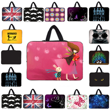 "Notebook Laptop Nylon Inner Cases For Apple Macbook HP Dell Toshiba ASUS 15.4"" 15.6"" Universal 15"" Mini PC Computer Pouch Bag"