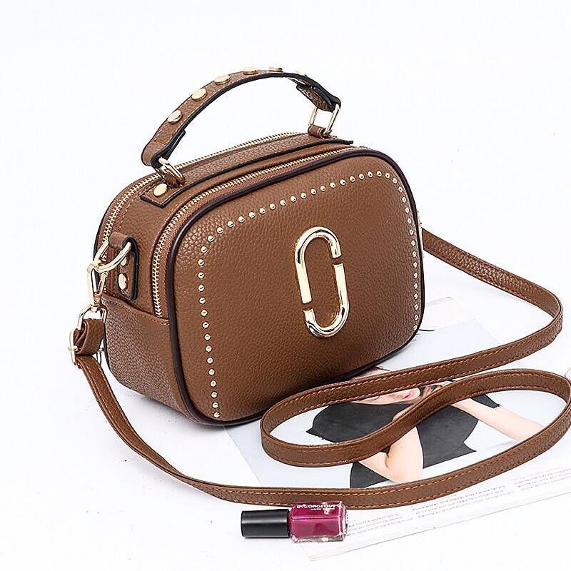 Women Style Handbag Female Luxury Shoulder Bags Sequined Zipper Messenger Bag Leather Totes