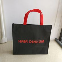 500pcs/lot recycling bag non woven packaging bags promotion bag 7 sizes for your choice print your logo Free Shipping By TNT(China)