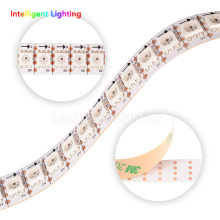1m/5m SK9822 (similar APA102) 30/60/144 leds/pixels/m, led digital strip individual addressable waterproof IP30/IP65/IP67 DC5V(China)