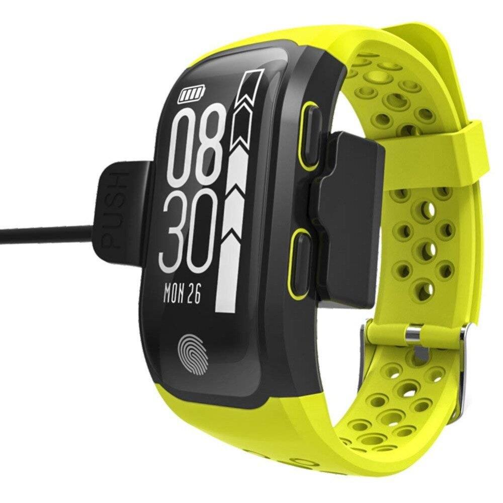 Smartwatch GPS IP68 Waterproof Wristband (9)