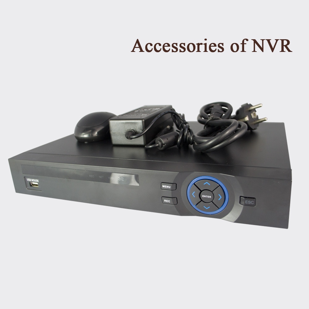 Accessories of NVR