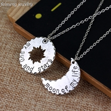 Drop Shipping Khaleesi Necklaces Game of Thrones Necklace Moon of My Life Necklace Sun and Stars Necklace Free Shipping