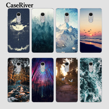 CaseRiver For Xiaomi Redmi Note 4 Case Phone Protective Soft Silicone Case For Xiaomi Redmi Note 4 4G+64G Note 4 Pro /4X Pro(China)