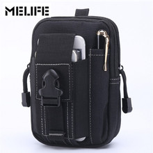 MELIFE New  hot sale D30 Tactical Molle Portable Outdoor high quality Bags Men's Outdoor Sport Army Purse Case pack bag