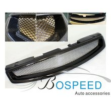 Front Car Grill Car grille for Infiniti G35 carbon fiber Racing Grills grille(China)