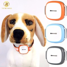 TINGHAO Dog Cat Pet GPS WiFi Tracker Safety Real Time Tracking Location Anti-Lost Collar