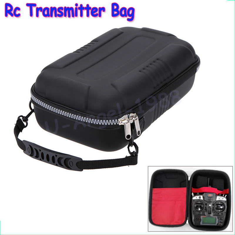 Wholesale 1pcs Universal RC Transmitter Remote Controller Bag For Fly Sky FS-I6 FS-I6S FS-T6 For Radiolink 33cm x 23cm x 14cm<br><br>Aliexpress