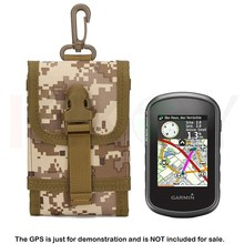 Muti-funtion Military Tactical Pouch Hanging Bag protable Protect Case Waterproof Nylon for Hiking GPS Garmin Touch 25 35