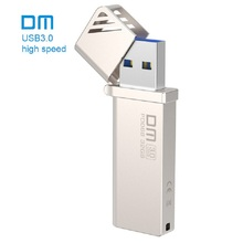 Original DM PD068 USB3.0 High Speed Flash Drive 16GB/32GB/64GB/128GB Pen Drive Data Storage Device Water/Shock Resistance U Disk(China)