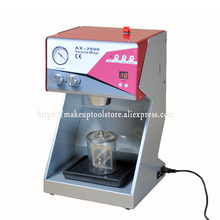 AX-2000C+ Vacuum mixer for plasters investments and silicones mixing Dental vacuum mixing machine