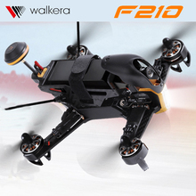 Walkera F210 DEVO7 Transmitter FPV Drone with Camera 700TVL RC Helicopter Quadcopter Brushless Motor VS Runner250 Fast Shipping(China)