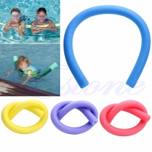 Rehabilitation Learn Swimming Pool Noodle Water Float Aid Woggle Swim Flexible 6.5*150cm