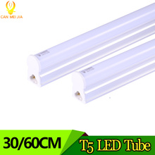 Powerful T5 Led Tube Light 300mm 600mm 5W 8W 9W 2ft LED T5 Wall Lamp 220V Led Fluorescent Lights Decorative for Living Room