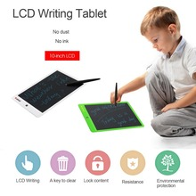 A1001 10 Inch Digital Graphics Drawing Tablet Electronic Writing Handwriting Board LCD Screen Best Gift for Kids(China)