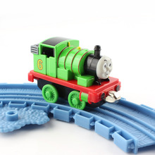 Percy Thomas and friends trains trackmaster the tank engine tomas train models collectible voiture railway kids toys boy cars