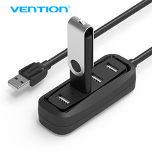 Vention High Speed Mini 4 Ports USB 2.0 USB Port For Laptop PC Computer Laptop Peripherals Accessories